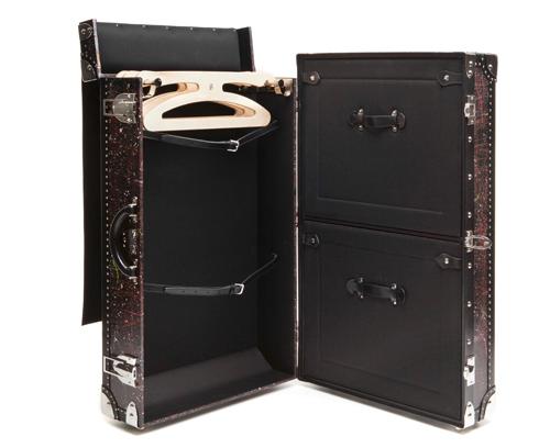 Bertoni 1949 luxury wardrobe suitcase