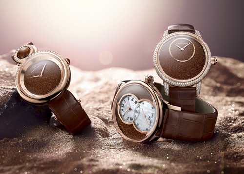 Jaquet Droz - Sunstone watch collection