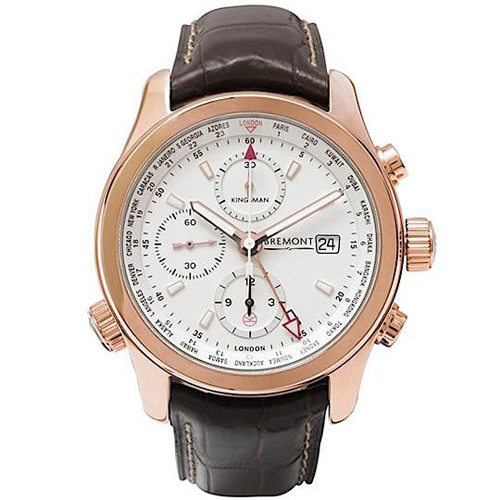 Bremont Kingsman Special Edition Rose Gold watch