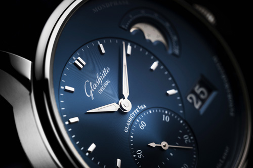 Glashütte Original PanoReserve watch