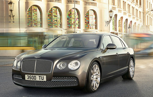 2015 Bentley Flying Spur V8 luxury car
