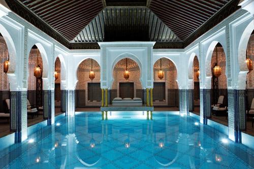 La Mamounia Hotel - Marrakech Morocco
