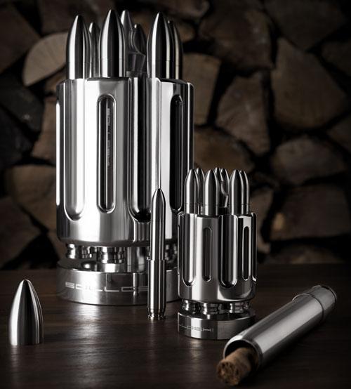 Solloshi Design Titanium Cigar Pod - Cronus
