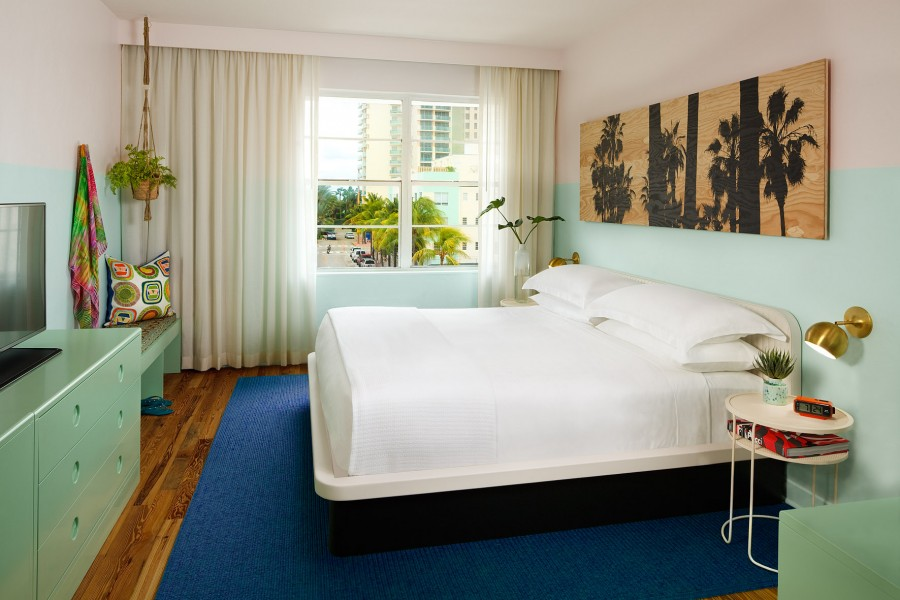 The Hall Boutique Hotel - South Beach, Miami, Florida