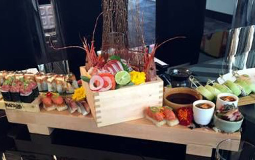 Katsuya at SLS Las Vegas - International Sushi Day