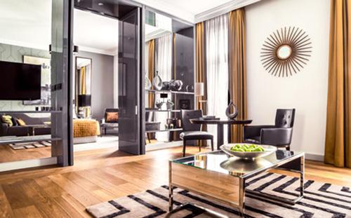 Corinthia Hotel Budapest - executive suite