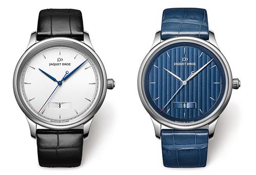 Grande Heure Minute Quantième Watch from Jaquet Droz
