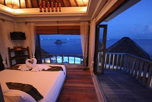 Villas Sabai Jai luxury suite - Koh Tao, Thailand