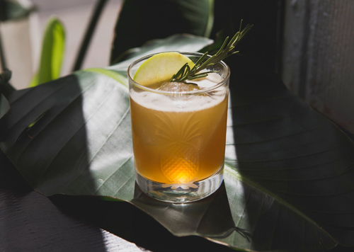 Zapaca Rum - Contessa Royal cocktail