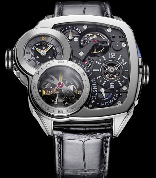 Harry Winston - Histoire de Tourbillon 6 Watch