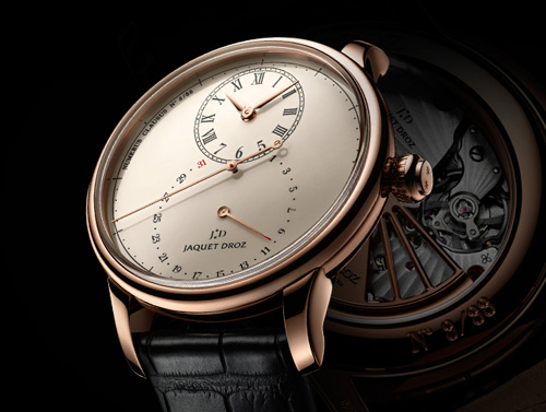 Grande Seconde Deadbeat Watch by Jaquet-Droz