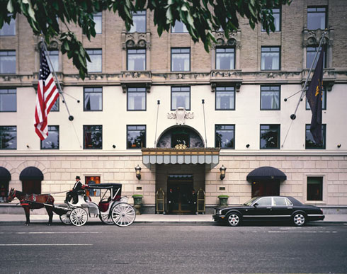 The Ritz Carlton New York hotel