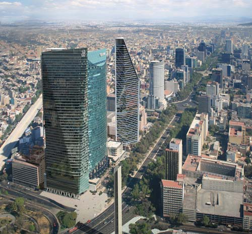 Ritz-Carlton, Mexico City hotel