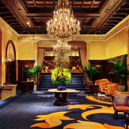 The Drake hotel - Chicago