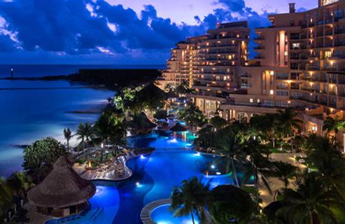 Grand Fiesta Americana Coral Beach Cancun resort
