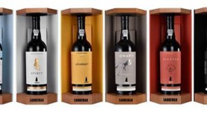 The House of Sandeman - porta wine collection