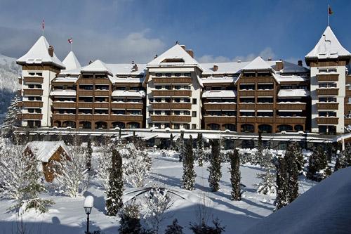 The Alpina Gstaad hotel - Switzerland
