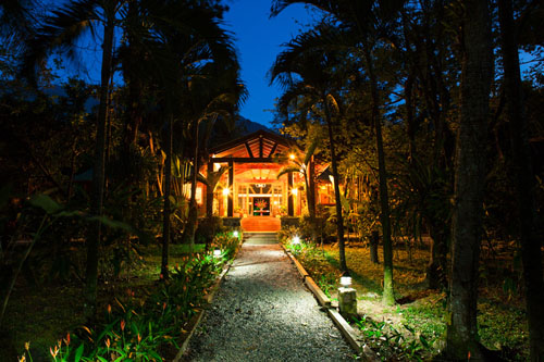 Lodge at Pico Bonito
