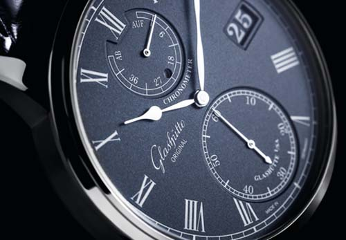 Glashütte Original Senator Chronometer watch