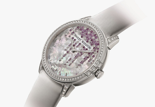 Harry Winston - Midnight Diamond Stalactites Automatic 36 mm