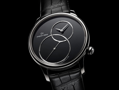 Jaquet Droz - Grande Seconde Off-Centered Onyx luxury watch