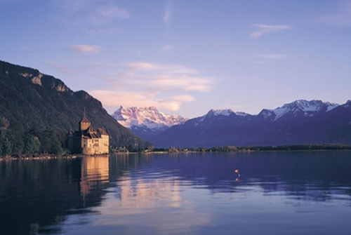 Lake Geneva region - Switzerland