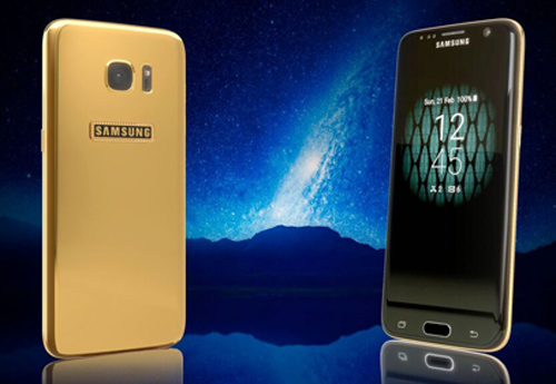 Samsung Galaxy S7 Edge Smartphone by Legend