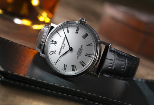 Frederique Constant - Art of Porcelain Watch