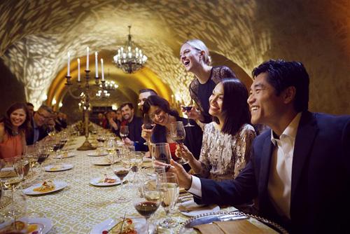 The Meritage Resort and Spa - Napa - 2016 Masters Winemaker Dinner Series