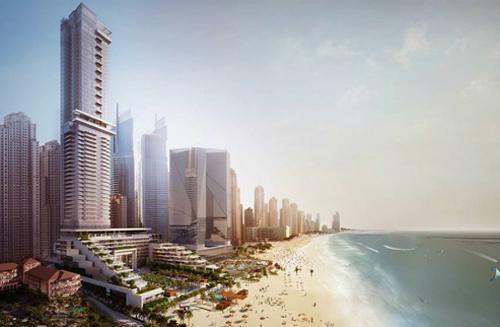 The Corinthia at Meydan Beach - Dubai