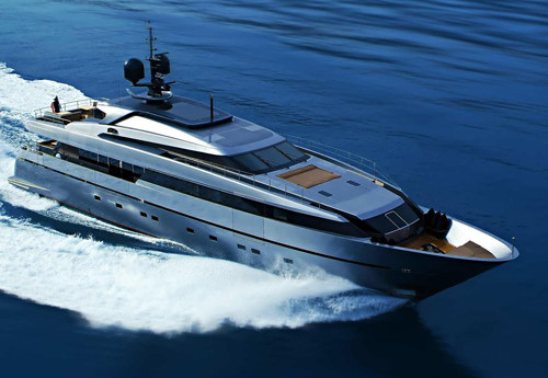 4A luxury yacht