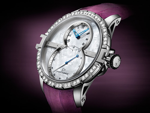 Jaquet Droz Grande Seconde SW Lady luxury watch