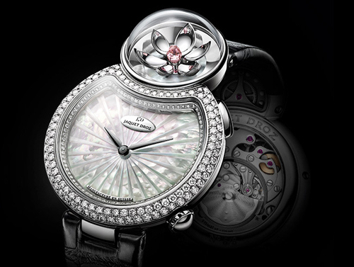 Jaquet Droz - Lady 8 Flower watch