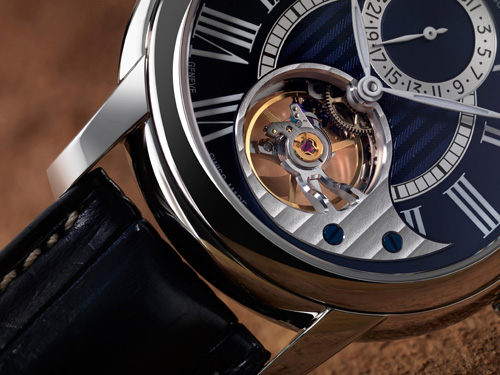 Frederique Constant Heartbeat Manufacture Watch