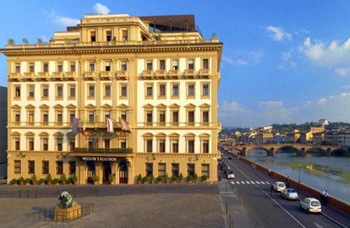 Westin Excelsior Florence hotel