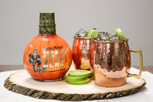 Mutiny Mule cocktail