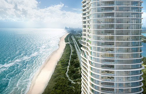 The Ritz-Carlton Residences, Sunny Isles Beach