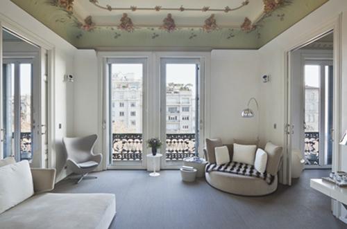 El Palauet Living hotel - Barcelona