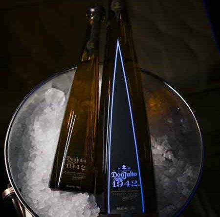 Tequila Don Julio 1942 El Jefe Bottles