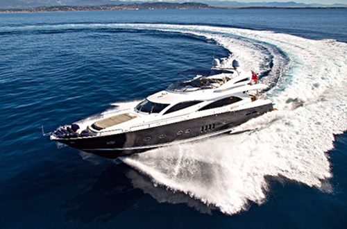 M/Y IMPULSE - Sunseeker 90 luxury yacht