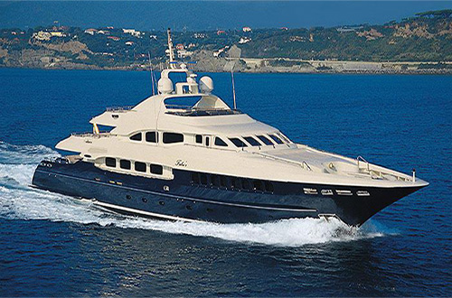 M/Y My Way luxury yacht charter