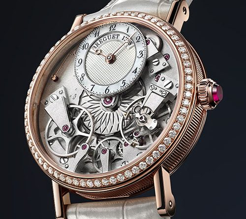 Breguet Tradition Dame 7038 Luxury Watch