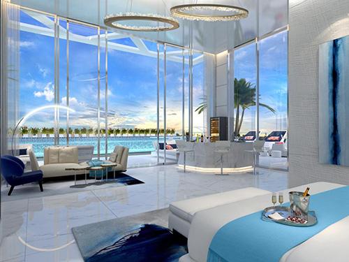 Parque Towers tower suite - Miami
