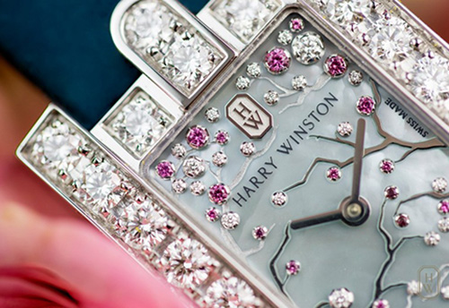 Harry Winston - Avenue Classic Cherry Blossom
