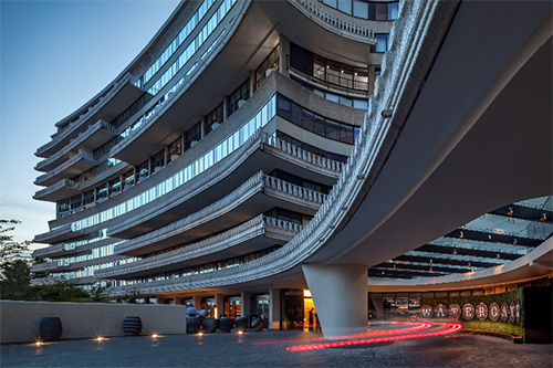 The Watergate Hotel - Washington D.C.