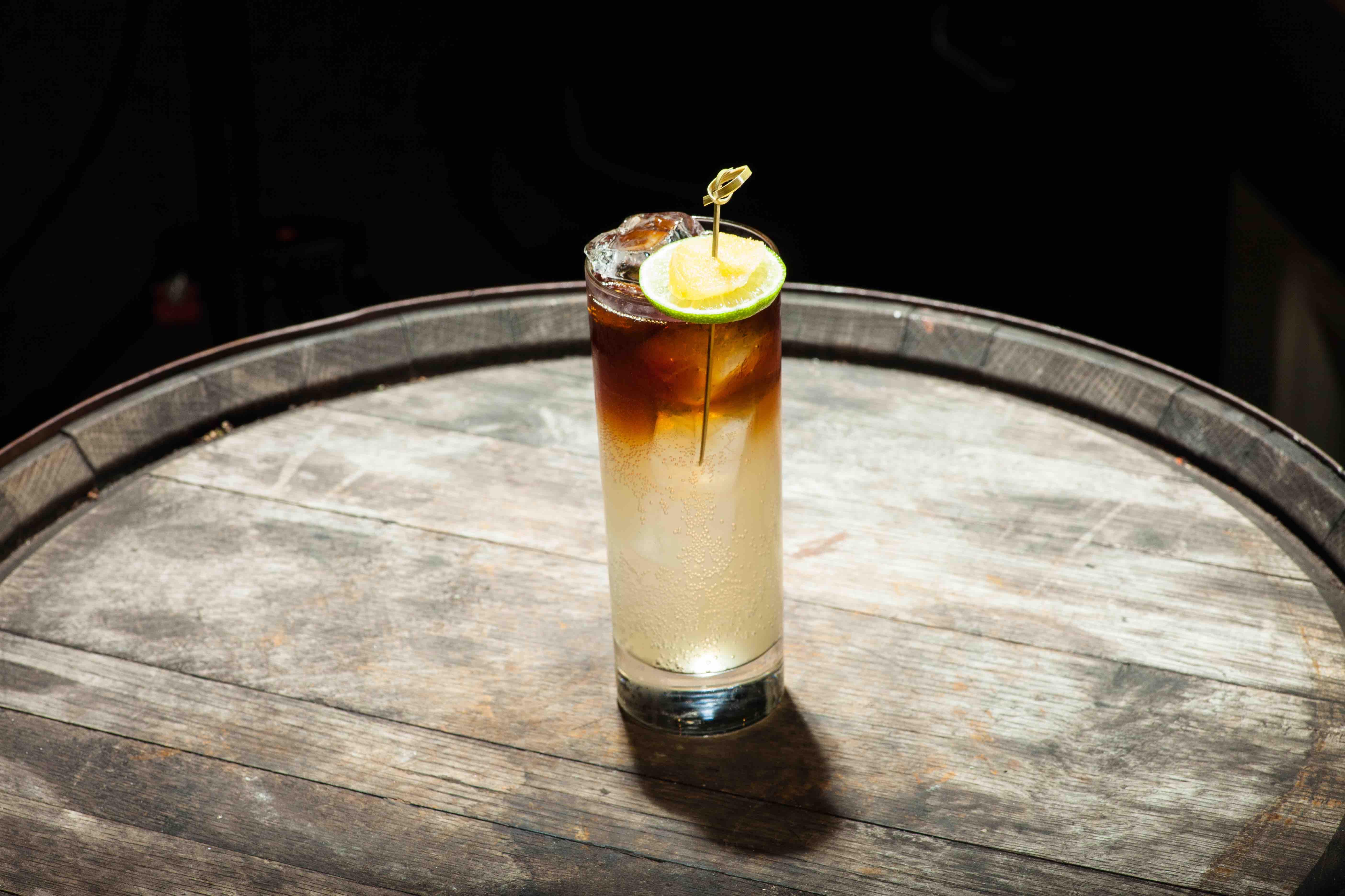 Proud & Triumphant rum cocktail