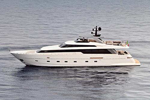 Boreal II luxury yacht