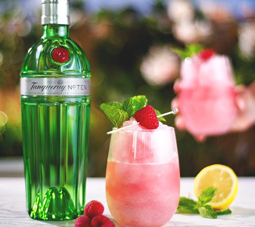 Tanqueray No. TEN Frosé Cocktail