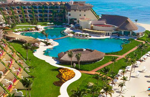 Grand Velas Riviera Maya Mexico Resort