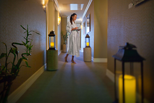Ft. Lauderdale Marriott Pompano Beach Resort & Spa - SiSpa Halloween inspired treatments